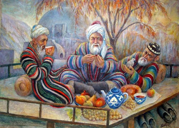 Демонология Средней Азии