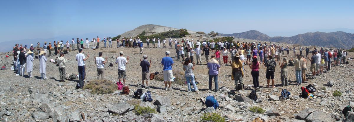 Члены уфологического культа Эфирийское общество уверены, что Иисус Христос вернется в июле 2018 года