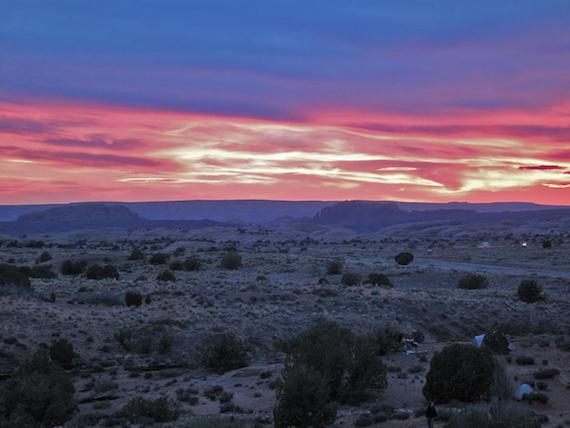 Зловонные пустынные йети Калифорнии
