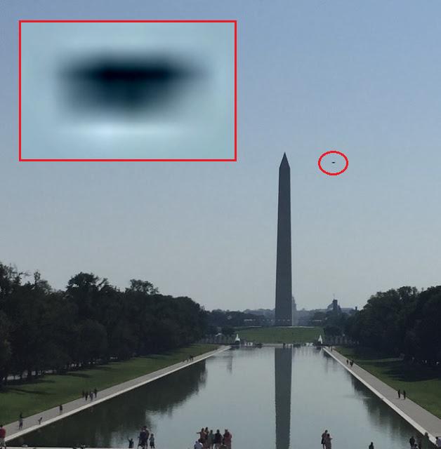 Загадки неожиданно возникающих и исчезающих НЛО