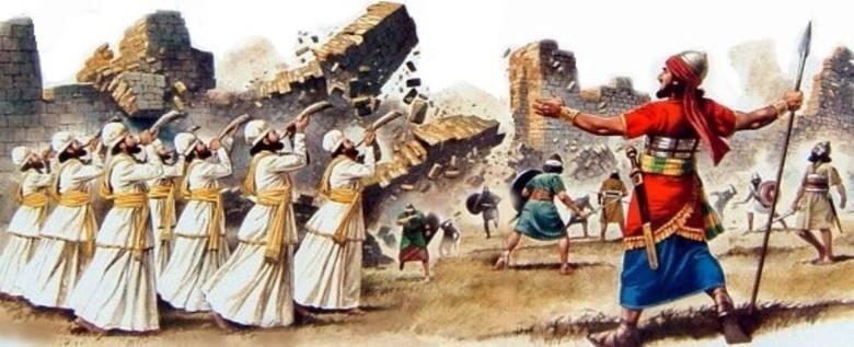 Что разрушило стены древнего Иерихона? (5 фото)