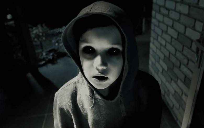 """""""Дети с черными глазами"""" не современная городская легенда, а нечто более страшное (2 фото)"""