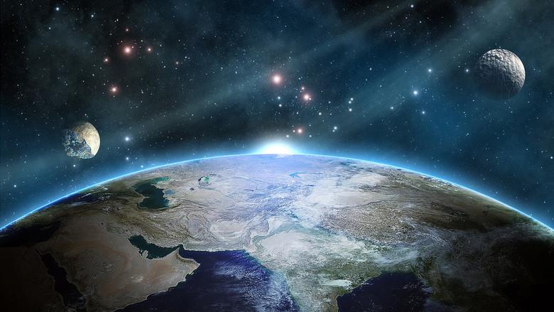 Сколько у Земли Лун? (4 фото)