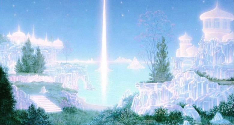 Шамбала на самом деле находится среди звезд и является местом обитания инопланетян (5 фото)