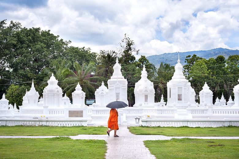 Проклятие города Чиангмай (2 фото)