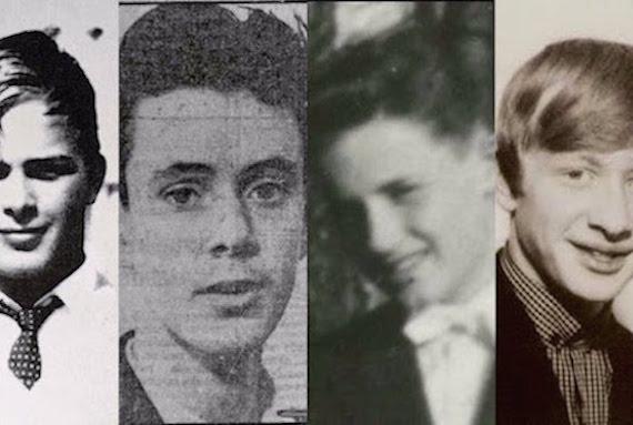 Тайна бесследного исчезновения четырех человек в Швеции (4 фото)