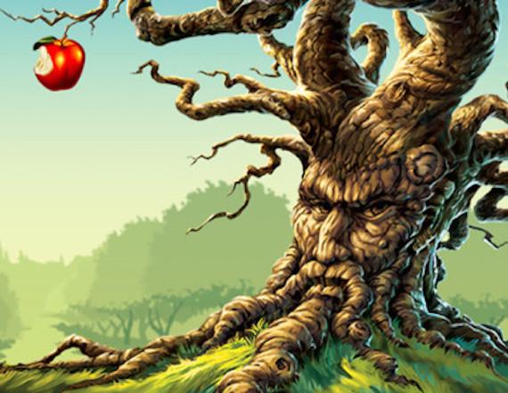 Загадочные деревья из исторических записей, которые в наши дни никто не мог найти