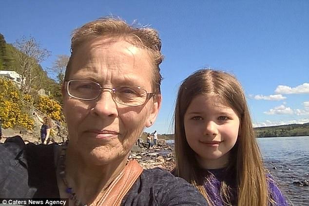 8-летняя девочка сняла на видео нечто странное на озере Лох-Несс (3 фото + видео)