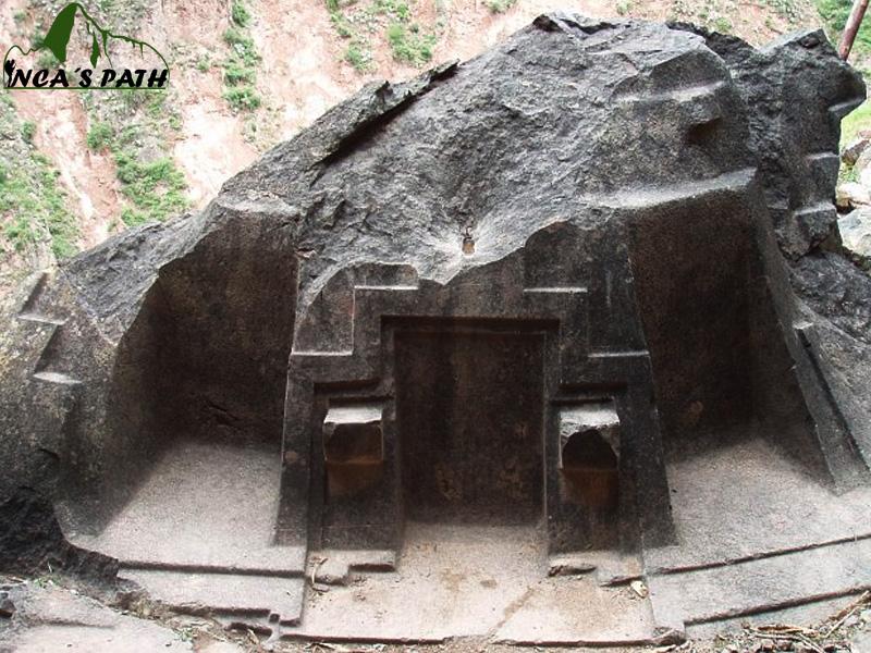 """Наупа Хуака - древний """"портал"""" в Перу"""