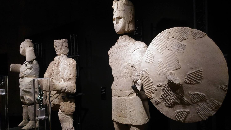 Гиганты из Монте Прама - скульптуры древней загадочной цивилизации Сардинии
