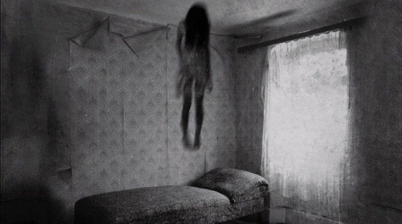 Визиты агрессивного духа девушки-самоубийцы