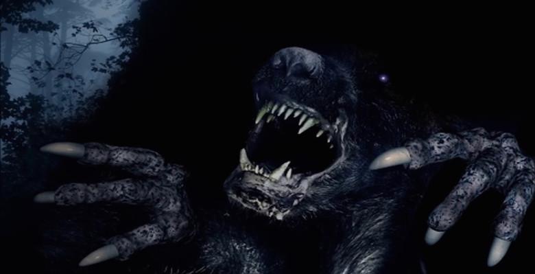 """""""После этого я стала бояться темноты"""": Странные встречи с Собакочеловеком (5 фото)"""