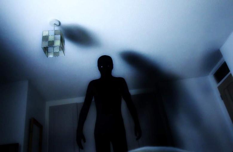 Встреча с Человеком-тенью