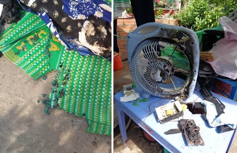 Во Вьетнаме загадочная сила более 30 раз поджигала вещи в деревенском доме (5 фото)
