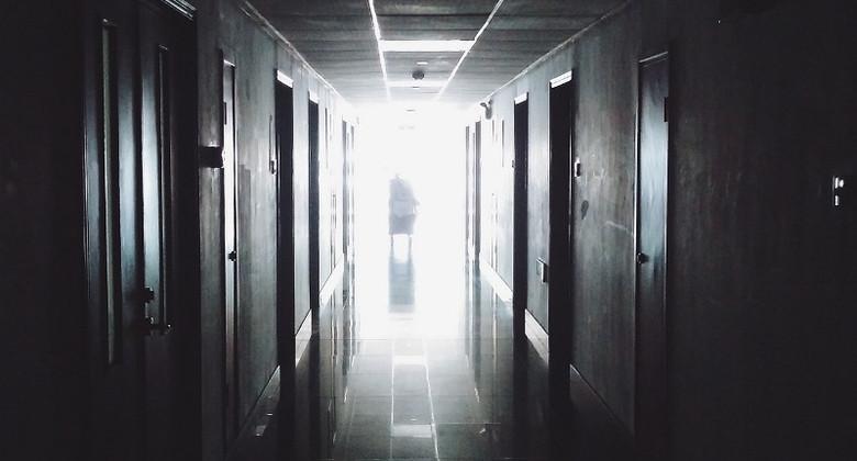 Погоня за призраком - история