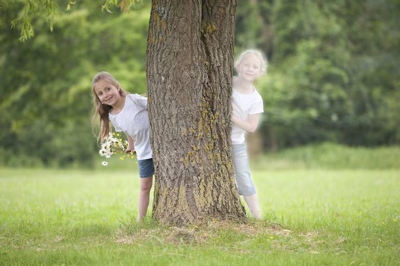 Когда дети видят то, чего не видят взрослые (3 фото)