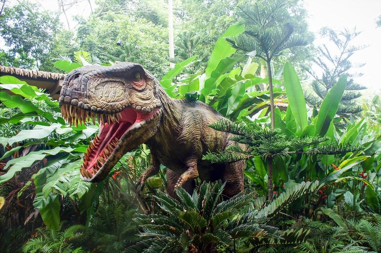 Во сколько бы обошелся реальный Парк Юрского периода? (4 фото)