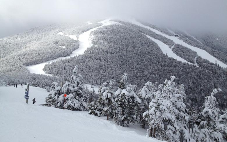 Странный случай с вероятной телепортацией канадского лыжника (6 фото)