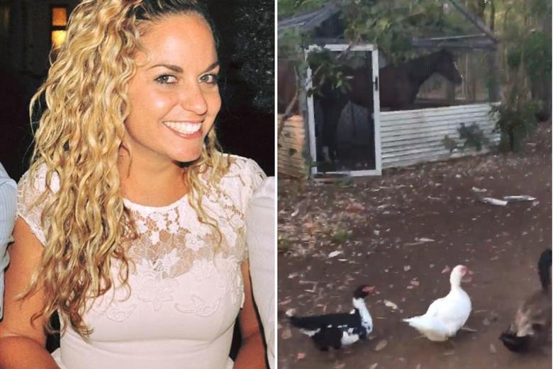 Австралийка утверждает, что что-то потустороннее похитило ее уток