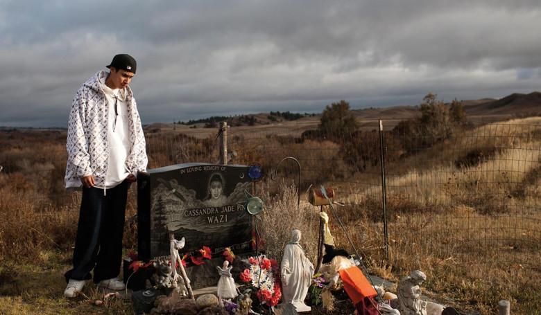 """""""Демоны"""" индейской резервации Южной Дакоты (6 фото)"""