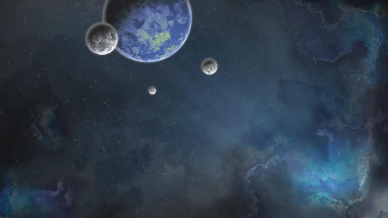 Ученые NASA хотят найти обитаемую планету к 2030 году (3 фото)