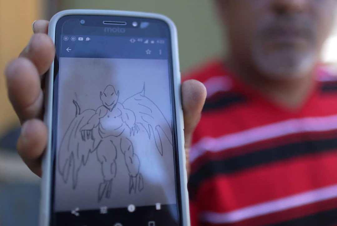 В Пуэрто-Рико местные жители напуганы появлением летающего существа, высасывающего кровь из кур