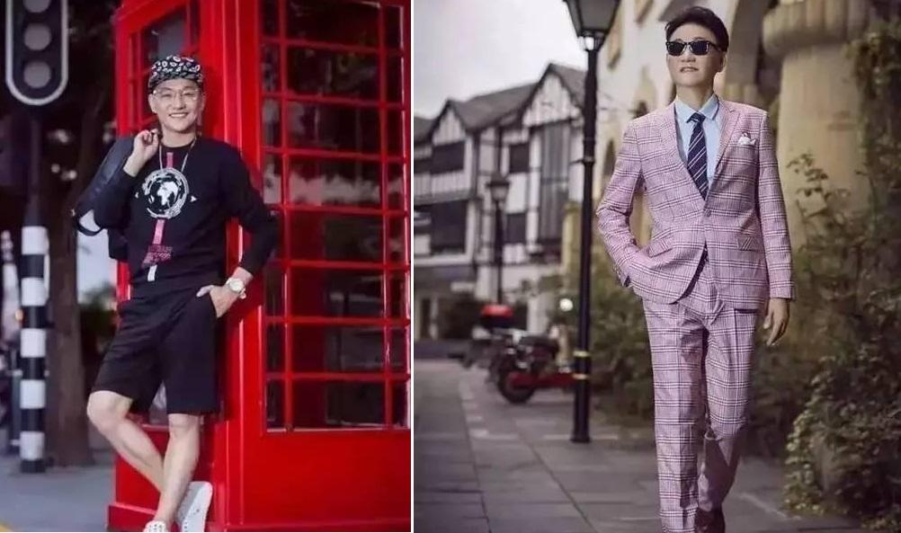 68-летний китаец выглядит максимум на 30 лет