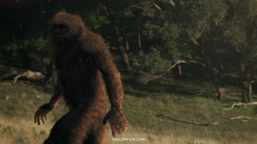Несколько австралийцев после недавнего случая с местным йети подтвердили, что тоже видели подобное существо