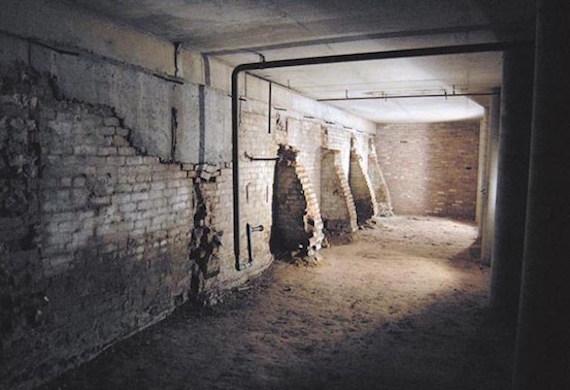 Аномалии туннелей Старого Сакраменто