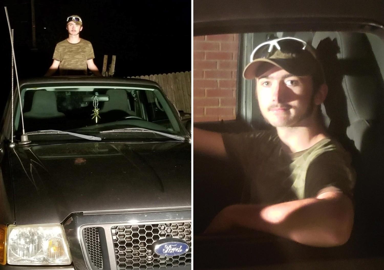 Подросток говорит, что призрак утонувшего ребенка попал на фото его машины
