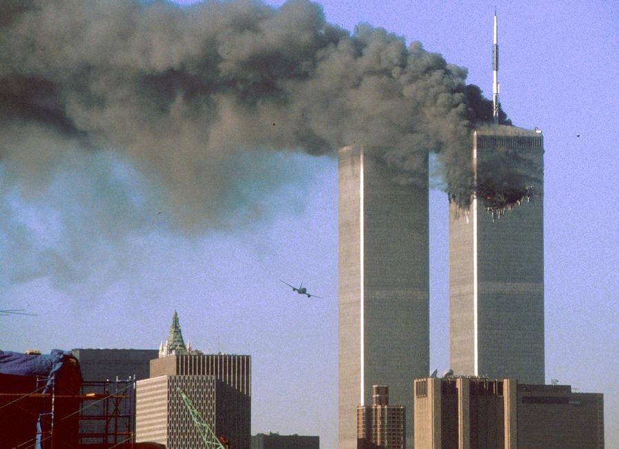 В США трое маленьких детей рассказали, что они находились в башнях-близнецах и погибли 11 сентября 2001 года