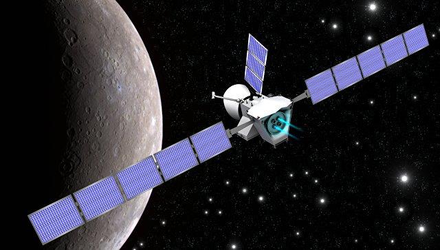 Для изучения многочисленных загадок Меркурия к планете отправили исследовательские аппараты