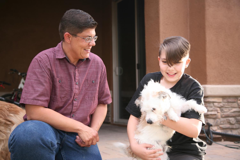 Семья из Аризоны в полном составе сменила пол на противоположный