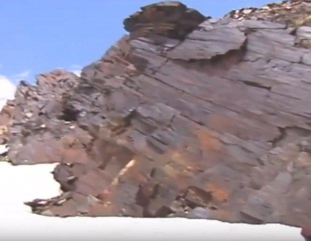 В Иране возможно нашли остатки Ноева ковчега