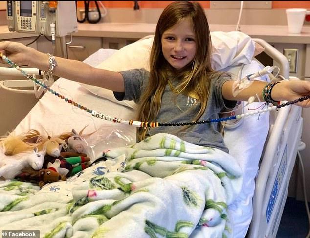 Из головы девочки таинственно пропала неоперабельная раковая опухоль