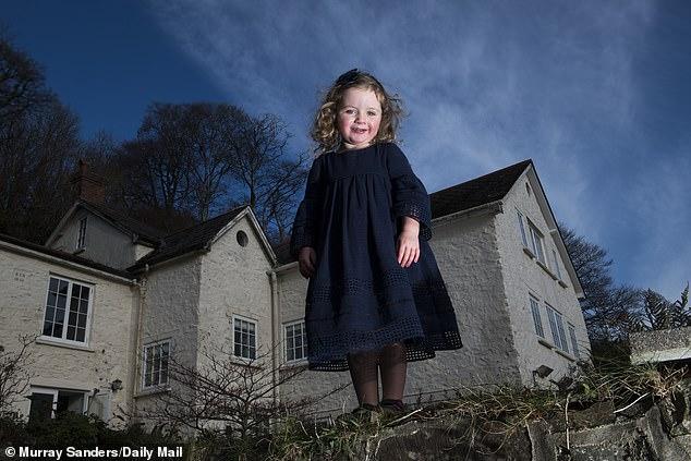 В Великобритании обнаружили детей, которые видят призраков