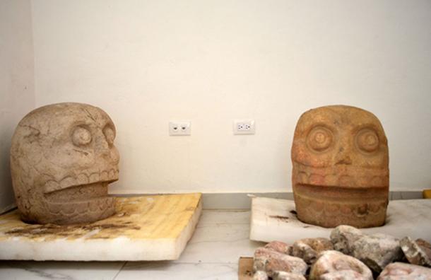 В Мексике впервые нашли храм, жрецы которого носили содранную с людей кожу