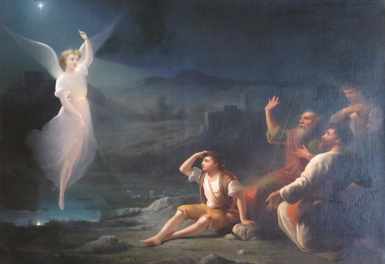 Встречи с Ангелами-Хранителями на дорогах