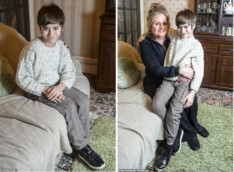 Единственный в мире: Мальчик родился с почкой в... ноге