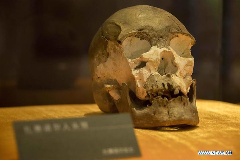 На территории Китая люди современного типа жили еще 10 тысяч лет назад