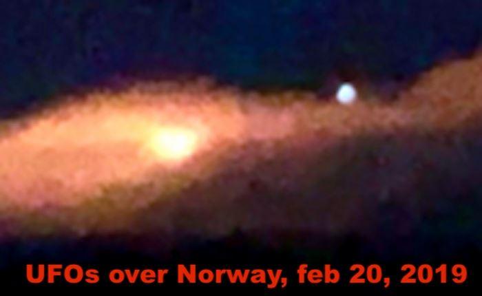 Лучшие фотографии и видео НЛО начала 2019 года