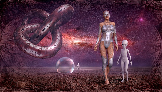 Инопланетяне, возможно, смотрят на людей как на животных в зоопарке