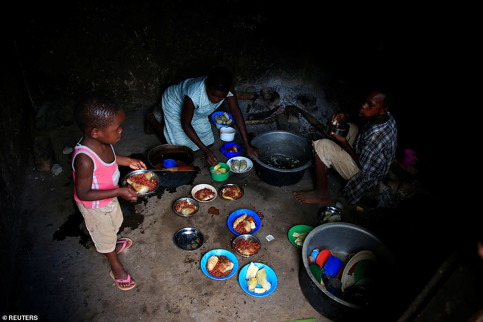 39-летняя жительница Уганды родила 38 детей