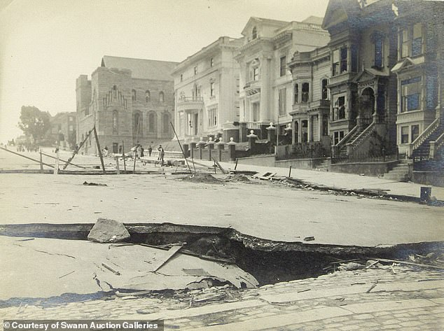 В области разлома Сан-Андреас происходит огромное количество мини-землетрясений
