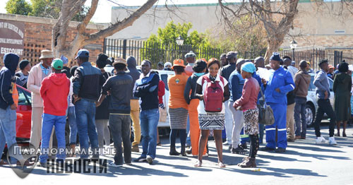 В ЮАР раскрыли тайное общество каннибалов