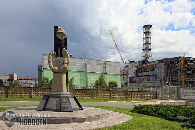 Странная история Черной птицы Чернобыля