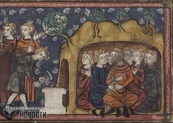 Историческая загадка семерых юношей, проспавших 200 лет в пещере