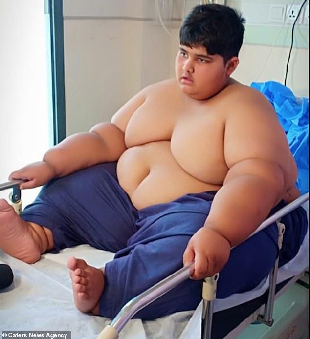 Новый самый толстый ребенок в мире нашелся в Пакистане
