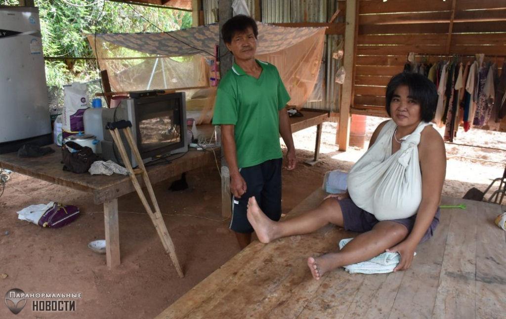 У жительницы Таиланда уже 9 месяцев без остановки растет грудь