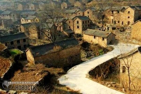 Тысяча жителей китайской деревни исчезли в одну ночь и никто не знает, что с ними случилось